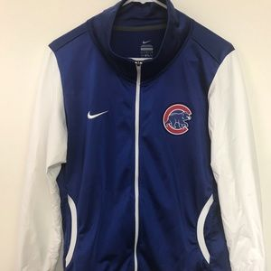 Chicago Cubs women's spring jacket, Nike, Large